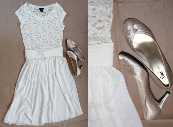 Dress& Shoes Combo