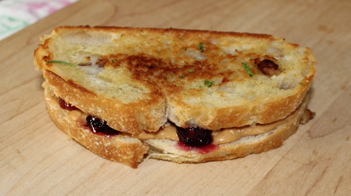 Grown Folks PB&J: A Twist on a Classic
