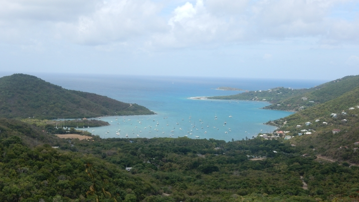 On Island Time in St. John, U.S. Virgin Islands