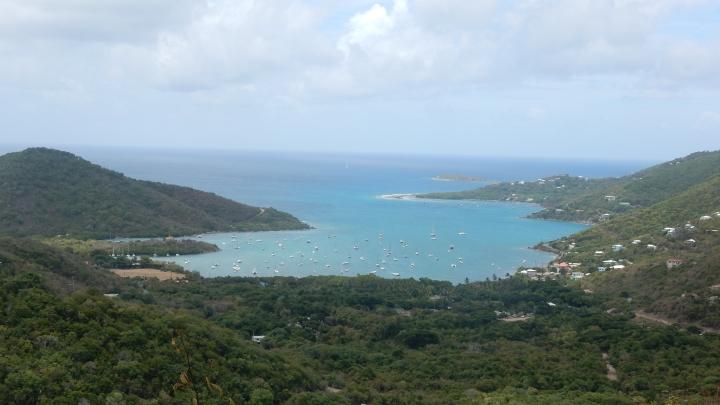 On Island Time in St. John, U.S. VirginIslands